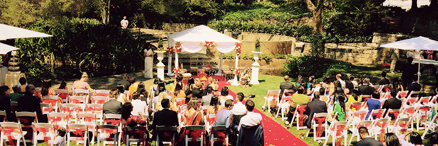 Styling Packages of lovebirds weddings and events
