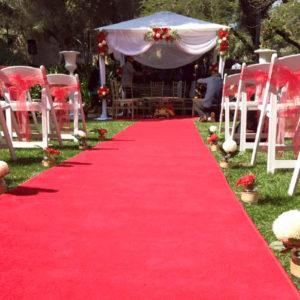 10m Red Carpet Runner