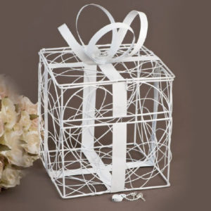 White Gift Box Wishing Well